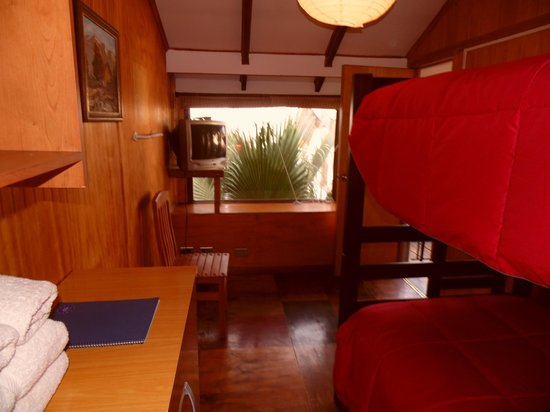 Hostal Patio Europeo: Dormitory for backpackers, each bed is sold separately