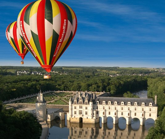 Amboise, Frankrike: A Chenonceaux