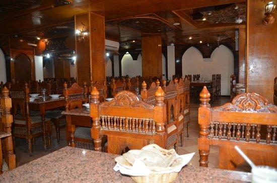 El Hussein Restaurant: restaurant