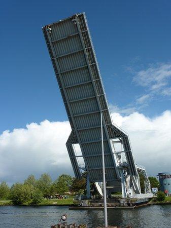 Cafe Gondree : Pegasus Bridge