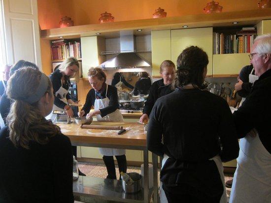 La Cucina del Garga-Cooking Classes-: cooking class from 2011