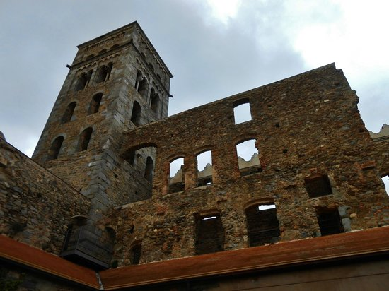 Monasterio de Sant Pere de Rodes: Monastery Sant Pere de Rodes