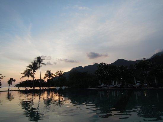 The Danna Langkawi, Malaysia : swimming pool