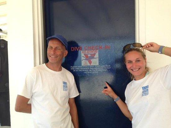 Dive Adventures : Demian & Milica-Dive Masters