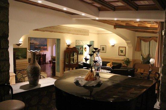 Hotel Lord Byron: interni hotel