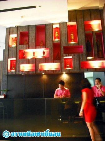 The Small Chiang Mai: เคาน์เตอร์ฟรอนซ์