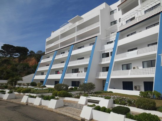 Grand Muthu Oura View Beach Club: Het appartement