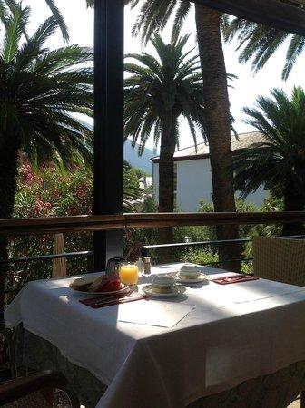 Hotel Villa Adriana : Даже жалко это все есть: как красиво!