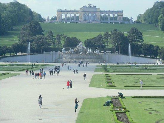 Schloss Schönbrunn: Schlosspark