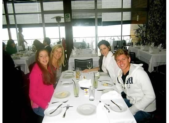 Cala Restaurante: The family at Cala..