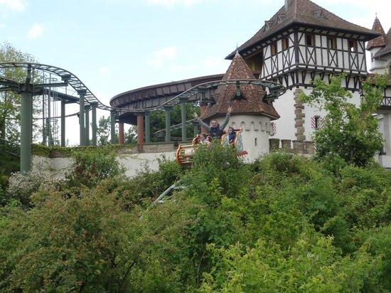 Erlebnispark Tripsdrill: Kultur, Natur und doch auch Spass pur