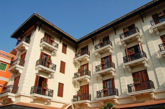 Steung Siemreap Hotel: Steung Hotel