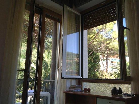 Hotel Villa Adriana : Просыпаешься, как в сказке...