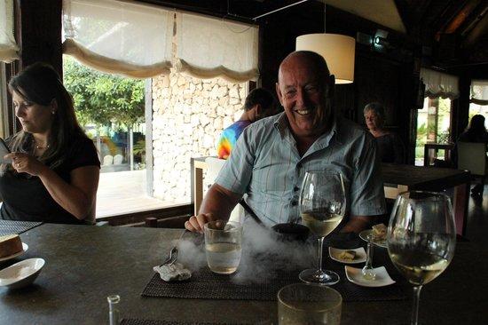 Cabana Buenavista: dim sum de anguila