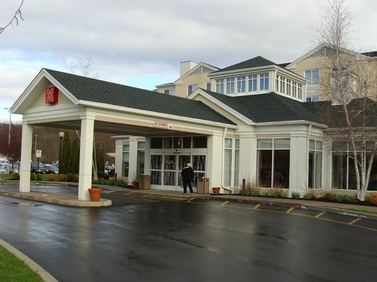 hilton garden inn danbury hotel outside - Hilton Garden Inn Danbury
