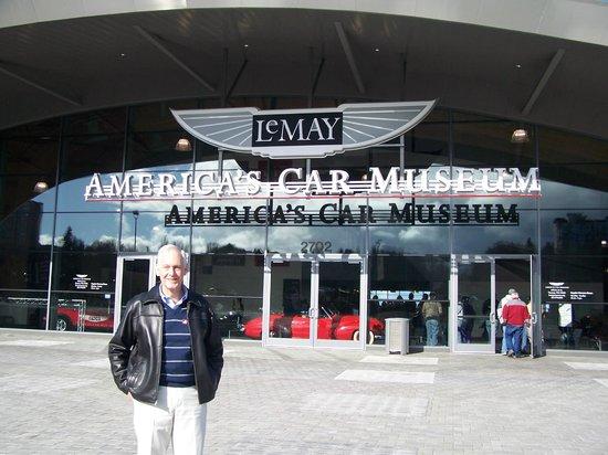 LeMay - America's Car Museum: Best car museum!