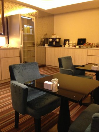 Village Hotel Katong by Far East Hospitality : クラブラウンジ