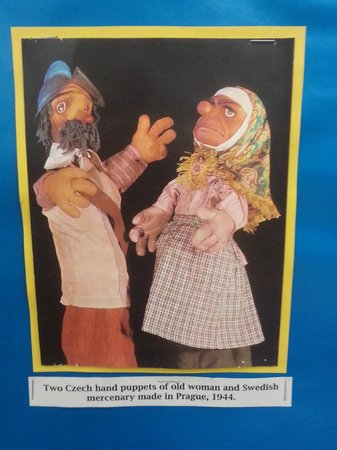 Center for Puppetry Arts: Puppet Museum