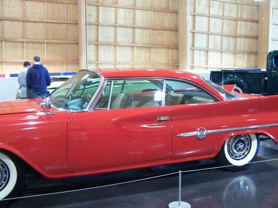 LeMay - America's Car Museum: 1961 Chrysler 300 G