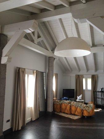 Hotel Aldori Landetxea: Suite