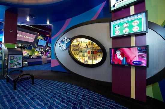 Kids Quest: Entrance