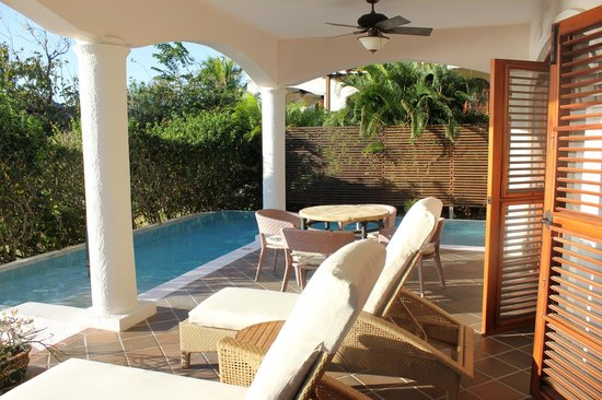 Cap Maison: Our own personal pool