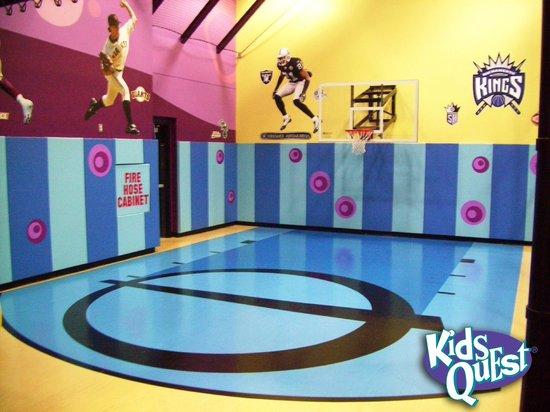 Kids Quest: Gym