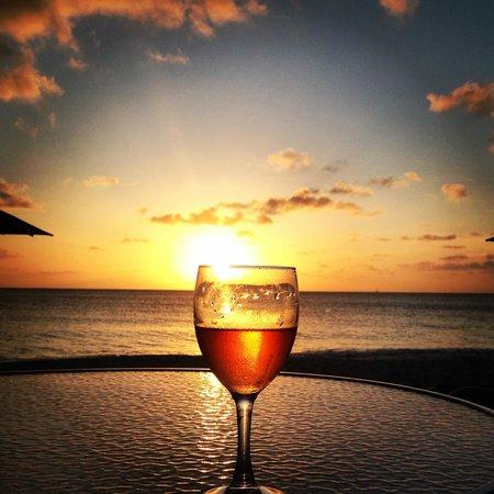 Cayman Reef Resort: Beautiful Sunsets