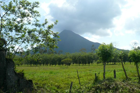 Hotel La Pradera : Arenal Volcano