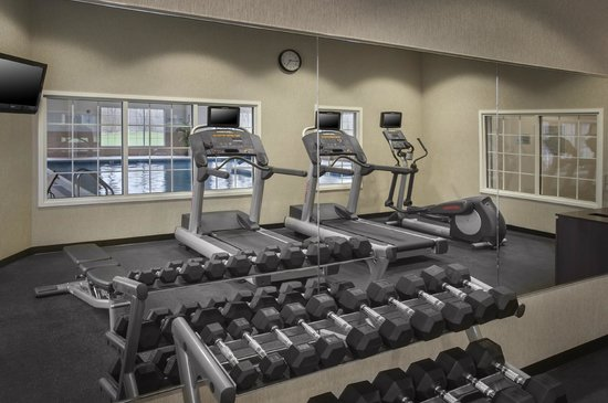 Fairfield Inn & Suites Lenox Great Barrington/Berkshires: Fitness Center