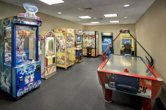 Fairfield Inn & Suites Lenox Great Barrington/Berkshires: Game Room