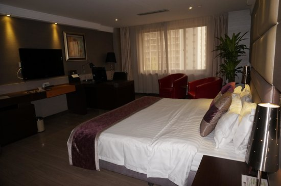 BUPT Hotel: business room