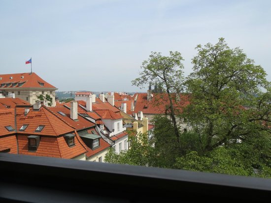 Hotel Monastery: View