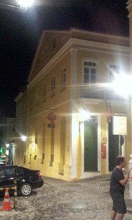 Laranjeiras Hostel: Hermos esquina en pleno Pelourinho!