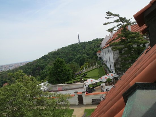 Hotel Monastery : View