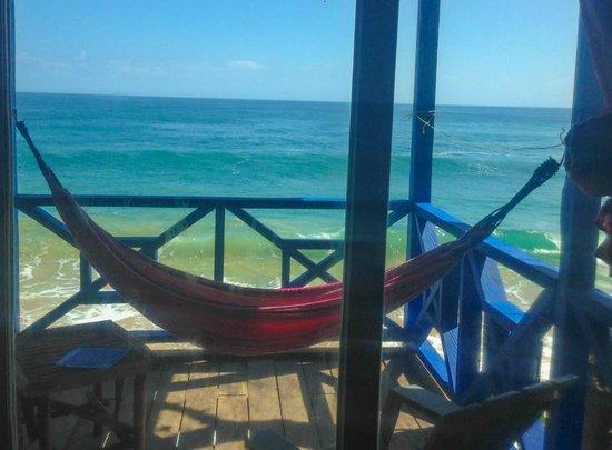 Tesoro Escondido: veranda  - turtle cabina