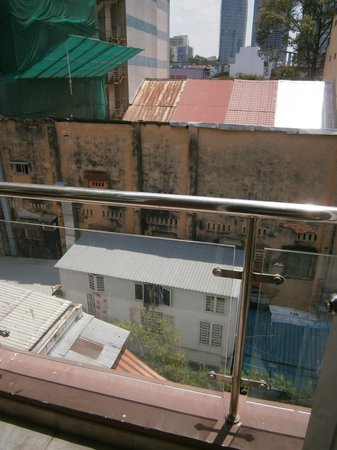 Little Saigon Boutique Hotel : View from room