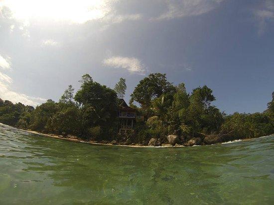 Tesoro Escondido: turtle cabina