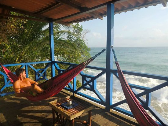 Tesoro Escondido: veranda turtle cabina