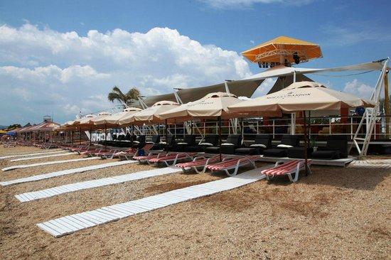Beach Club 117: VIP