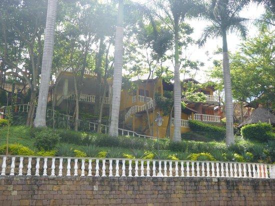 Hotel Posada Campestre : Vista desde la oficina