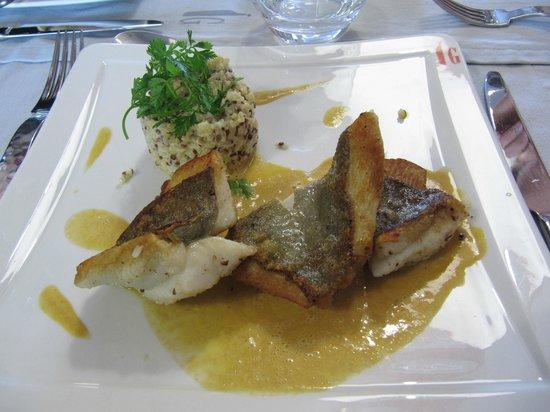 Le Gourmandin : Plat
