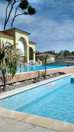 Belambra Clubs - Riviera Beach Club : Piscine