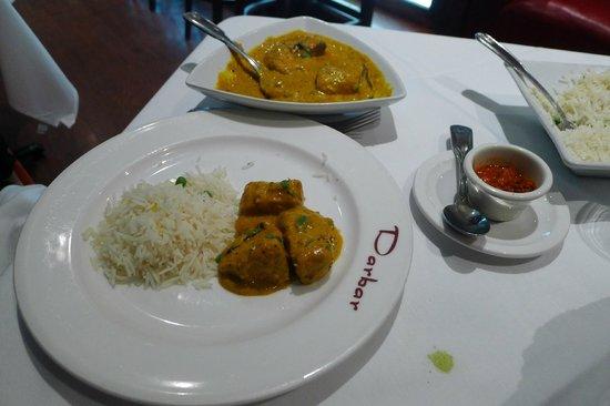 Darbar Fine Indian Cuisine: Chicken Mircha Bhuna