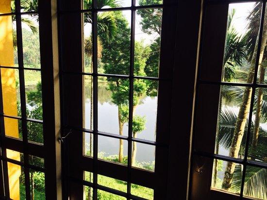 Karapuzha Village Resort: View from the bedroom