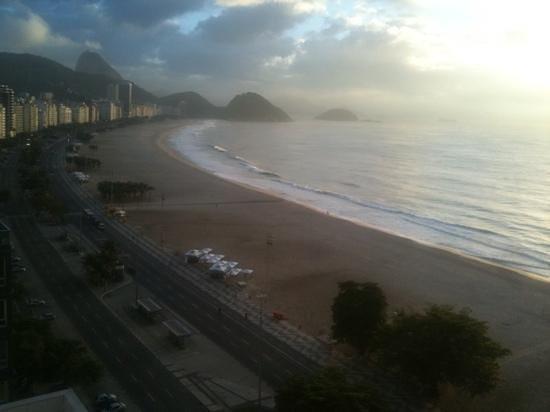 Pestana Rio Atlantica Hotel: visao do quarto