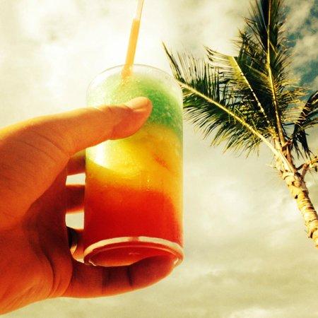 Hotel Riu Palace Jamaica: bob marley coctail