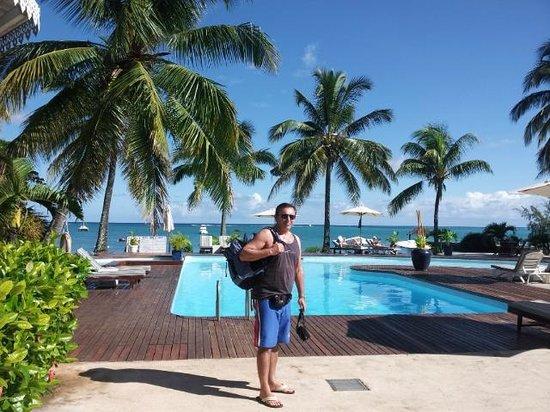 piscina dell 39 hotel bild von mont choisy coral azur beach resort trou aux biches tripadvisor. Black Bedroom Furniture Sets. Home Design Ideas