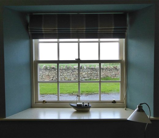 Fenham Farm Bed and Breakfast : Room with a view