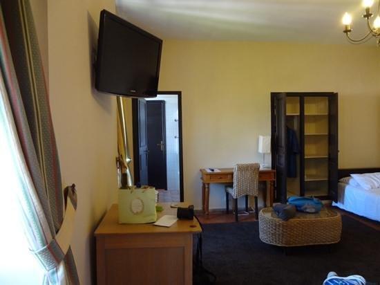 Hotel le Couvent Royal de Saint Maximin : 部屋